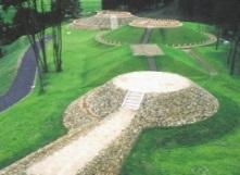 丹後王国遺跡を活用した古墳公園(与謝野町HPより)